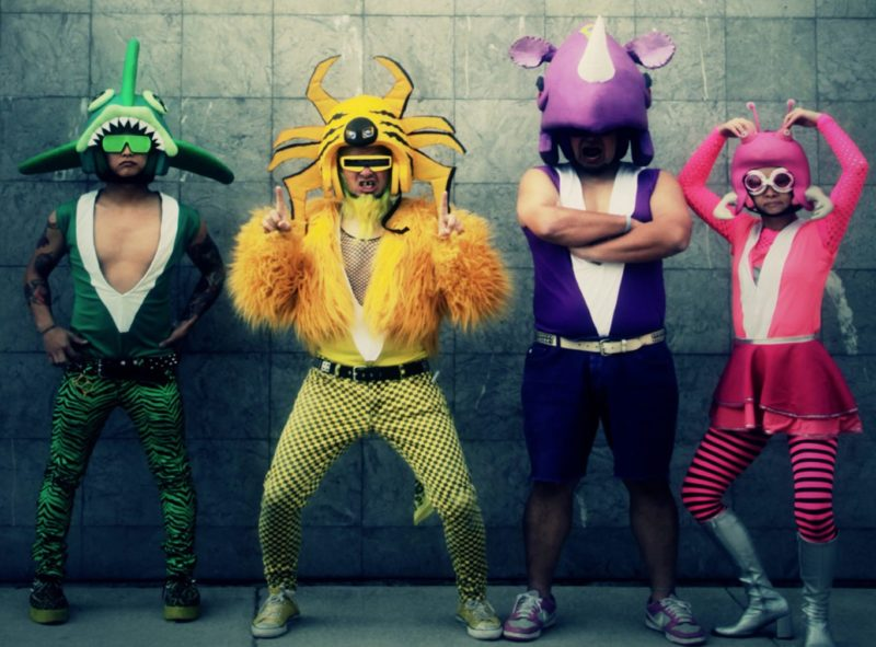 Peelander-Z - Atomic Music Group - Talent Booking Agency