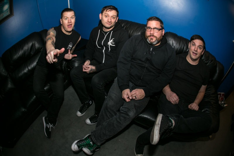 Teenage Bottlerocket - Atomic Music Group - Talent Booking Agency