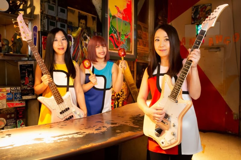 Shonen Knife - Atomic Music Group - Talent Booking Agency