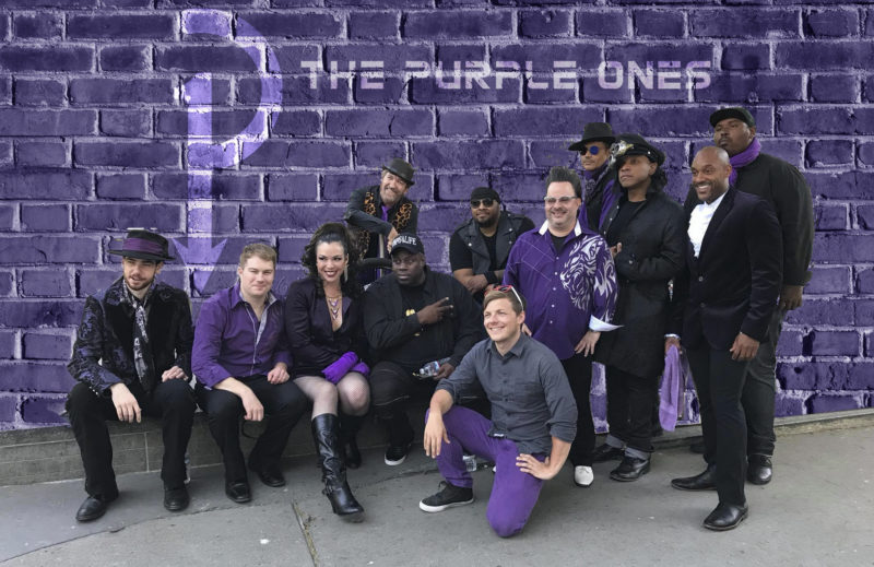 The Purple Ones - Atomic Music Group - Talent Booking Agency