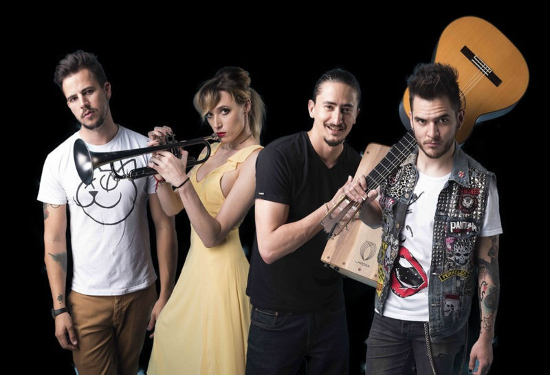 Jenny and the Mexicats - Atomic Music Group - Talent Booking Agency